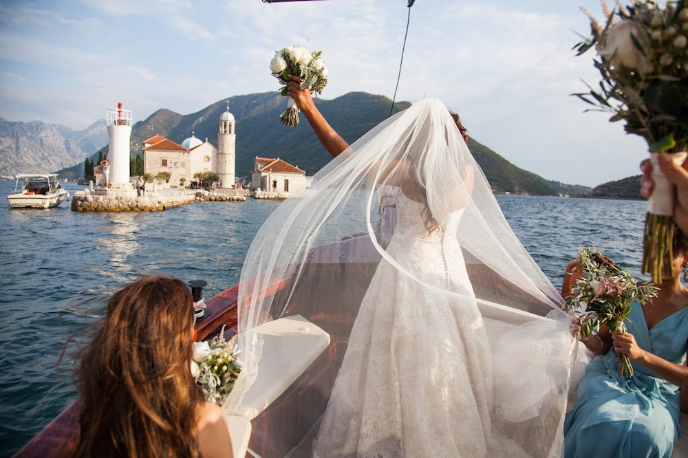 The Most Romantic Church Weddings in Montenegro