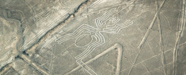 The questions and answers of the nazca lines