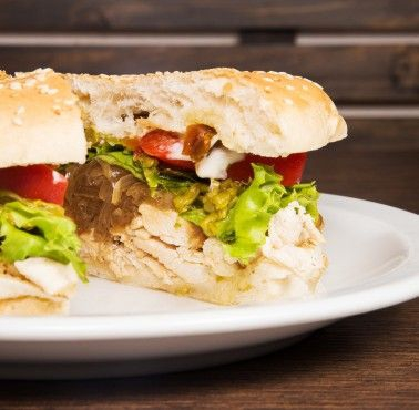 The sandwicheria where to try the traditional 'chivito' Uruguayan