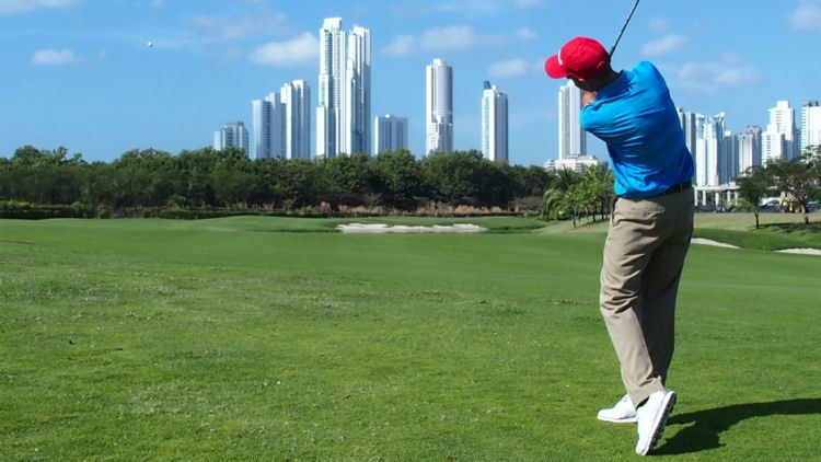 The Sky's the Limit for Panama Golf