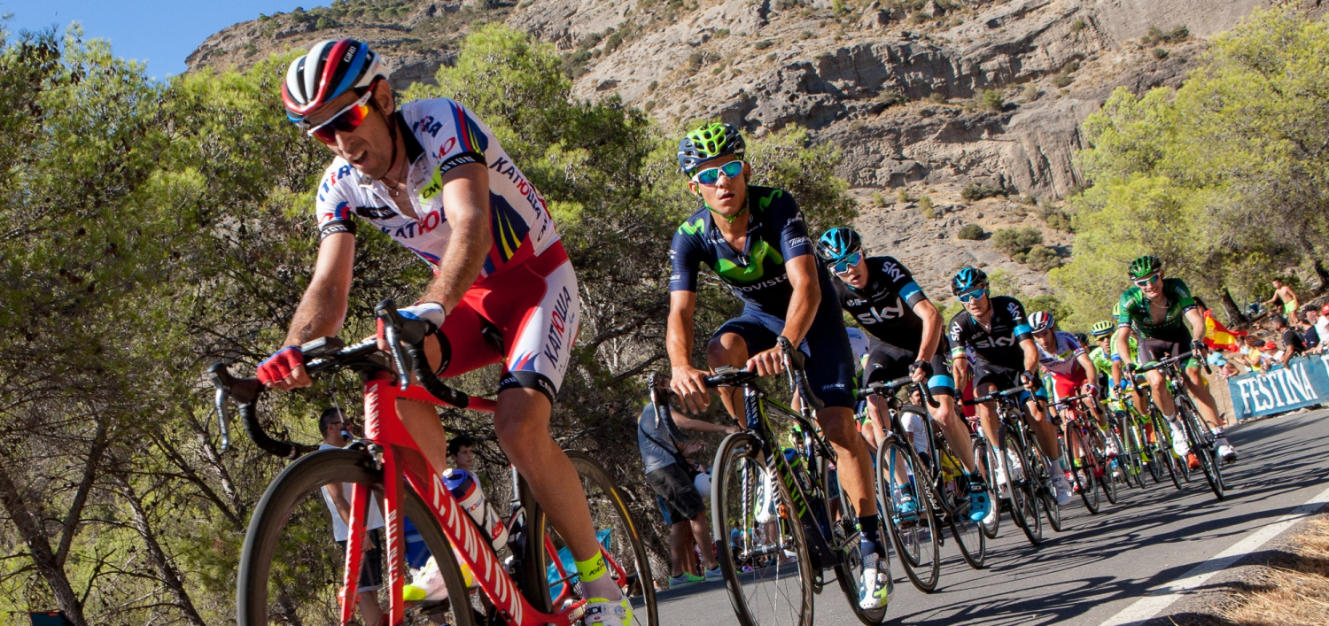 The Tour of Spain kicks off in Malaga!