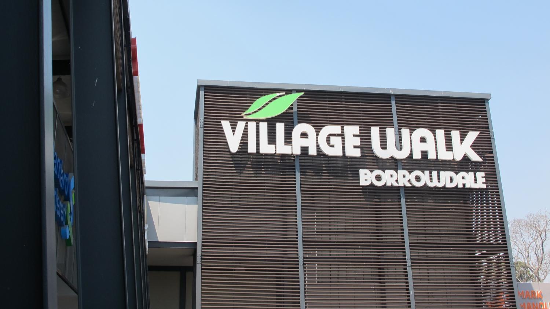 The Village Walk Borrowdale