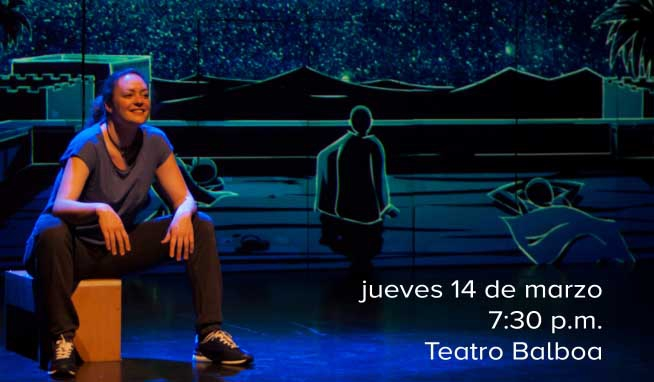 Theater of Spain opens its doors from Thursday with its show 'El Fae' - 9th International Festival of Performing Arts of Panama