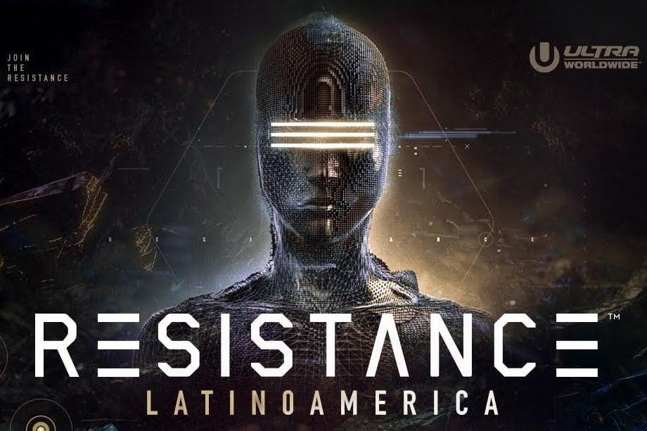 Resistance announces Latin America Tour