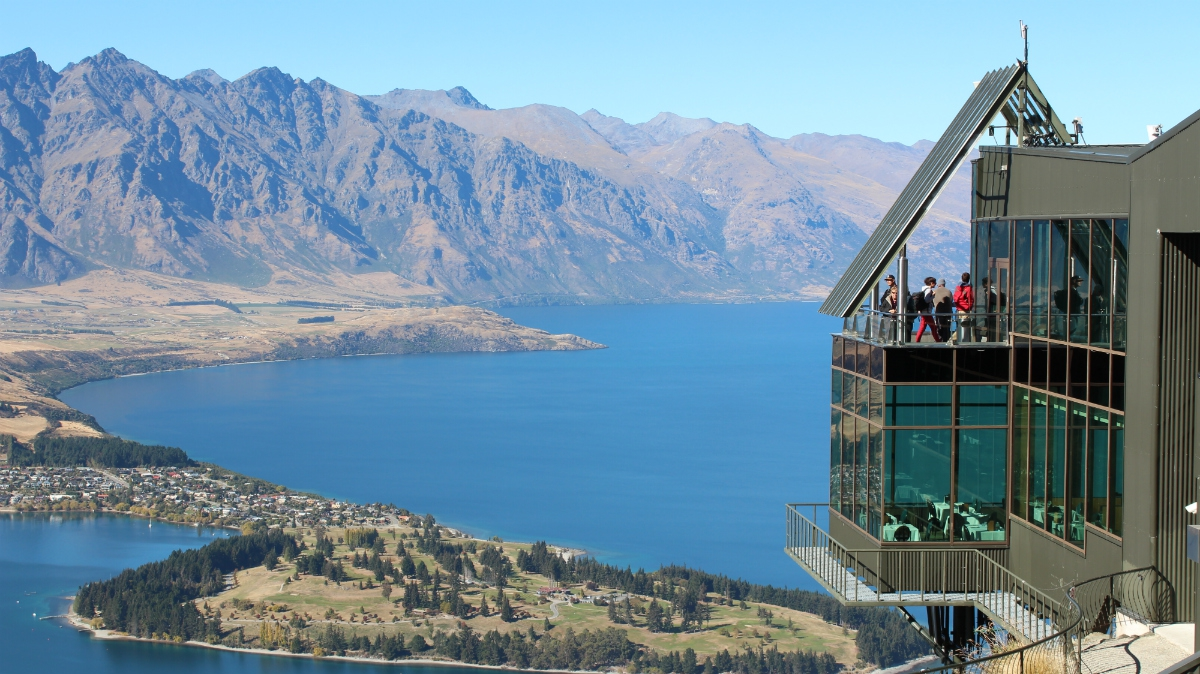 Top 10 Queenstown Sightseeing Spots