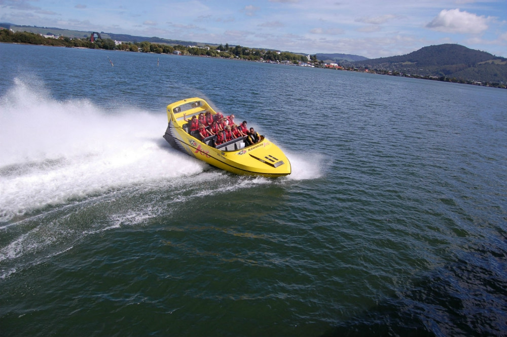 Top 5 Rotorua Adventure Activities