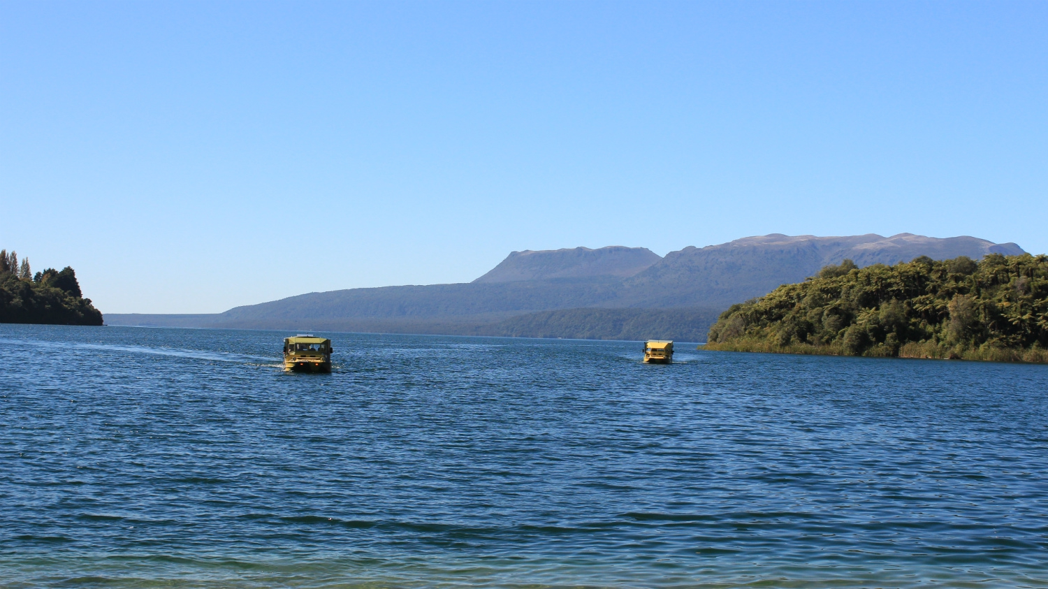 Top 5 Water Activities In Rotorua