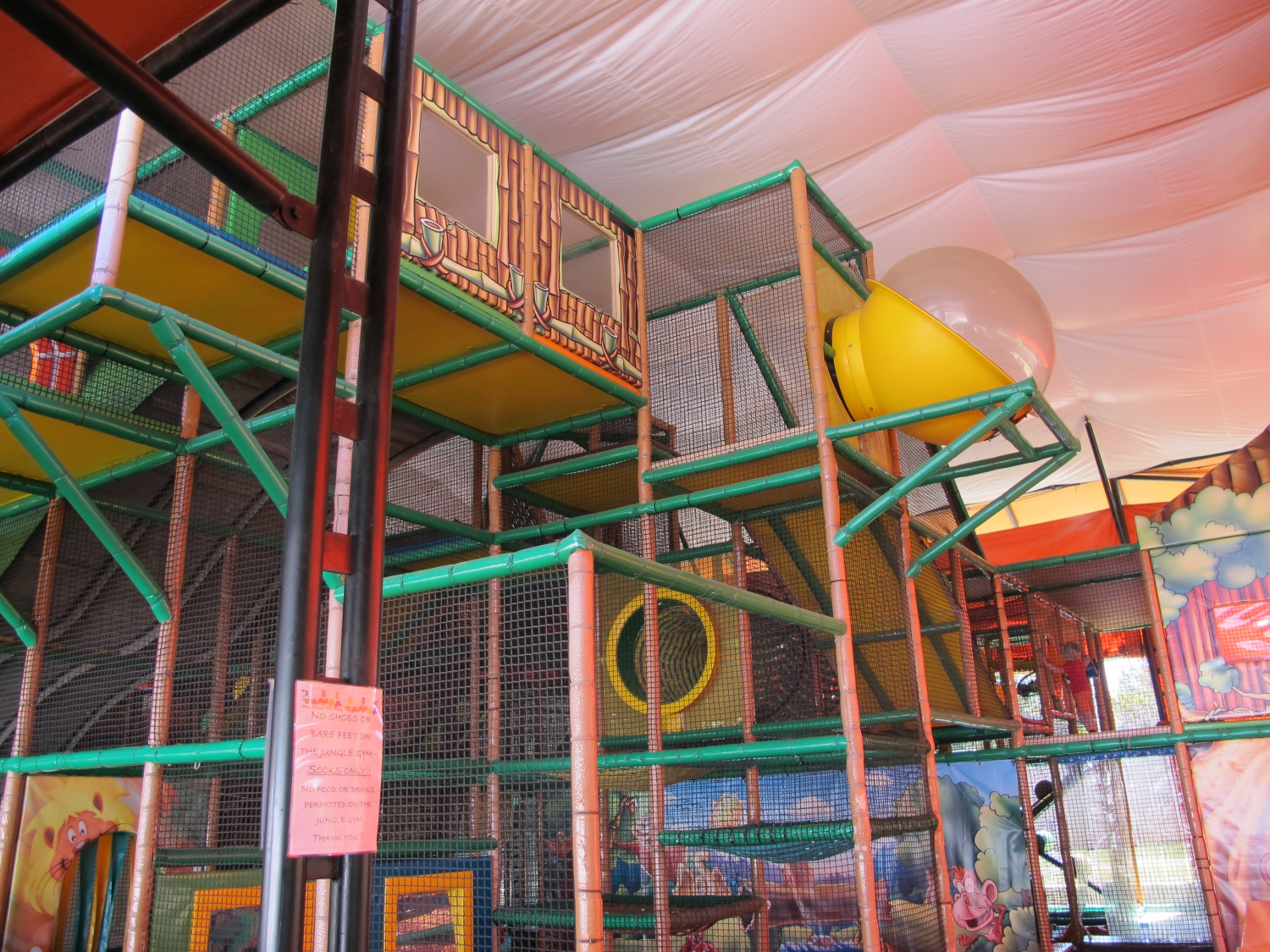 Top 6 Child Friendly Restaurants And Leisure Centres - Harare