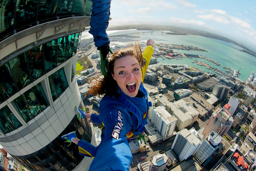 Top 7 Auckland Adrenaline Activities