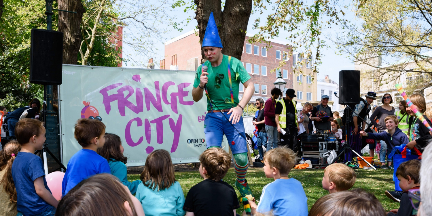 Top Spring Festivals in Brighton