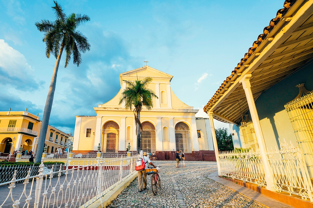Trip to Trinidad, the Cuban city stopped in time