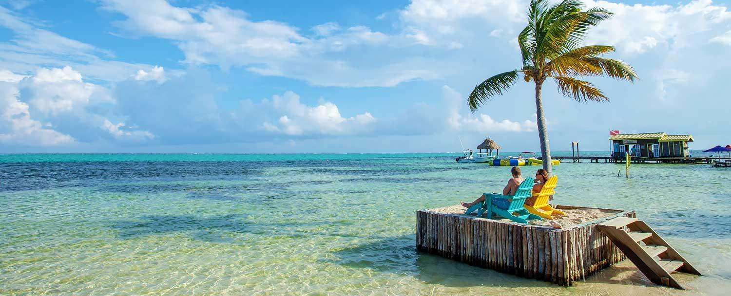 Turneffe Atoll, paradise in Belize
