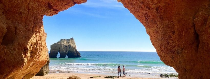 Romantic Algarve - best romantic beaches, restaurants