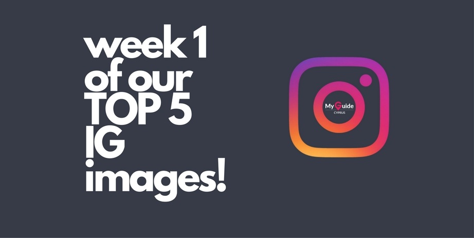 Week 1 of our Top 5 Instagram images!