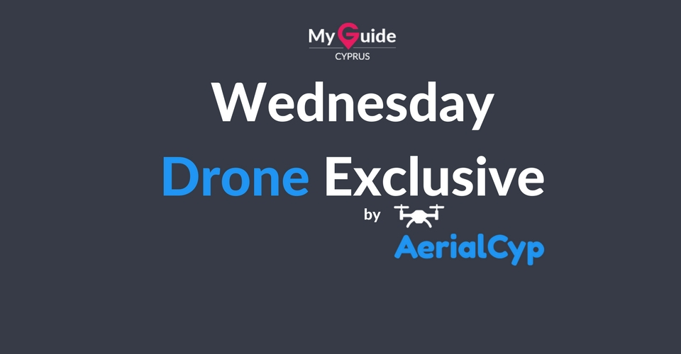 Welcome to our NEW Wednesday Drone Exclusive|Parko ton Ethnon, Athalassa Park