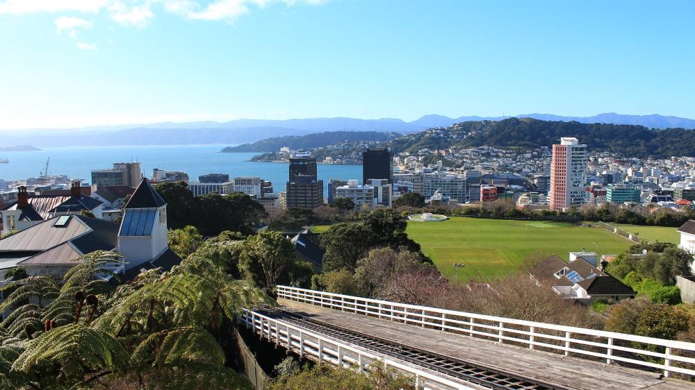 Wellington Stories Launch