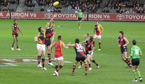 AFL - What is Aussie Rules Football?