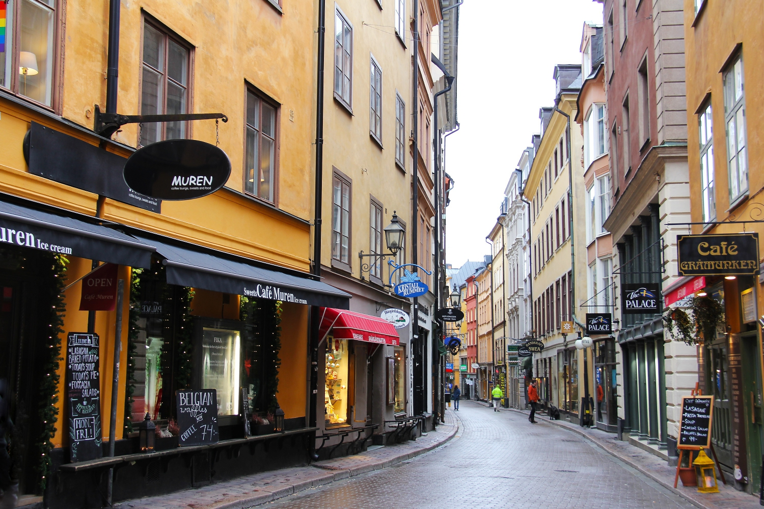 What not to miss in Gamla Stan