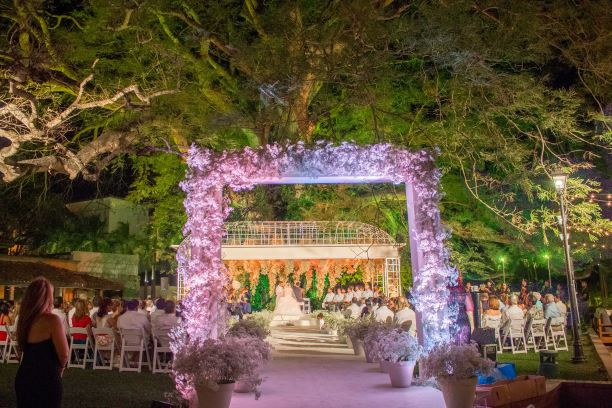 Your dream wedding in Buenaventura Resort