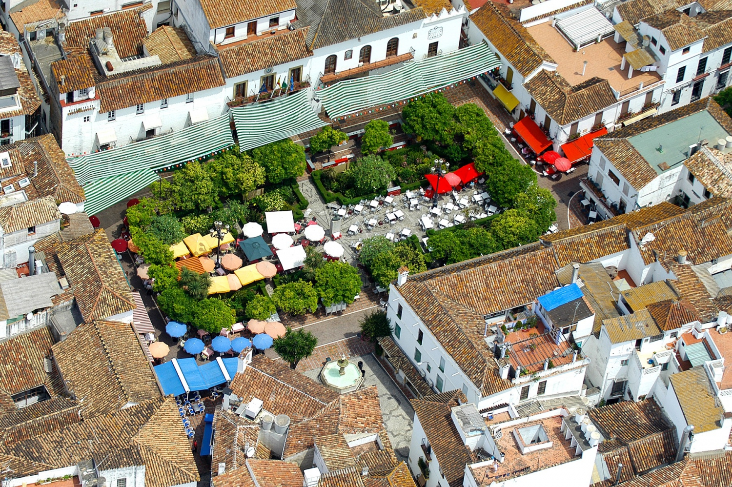 Your essential guide to Orange Square in Marbella