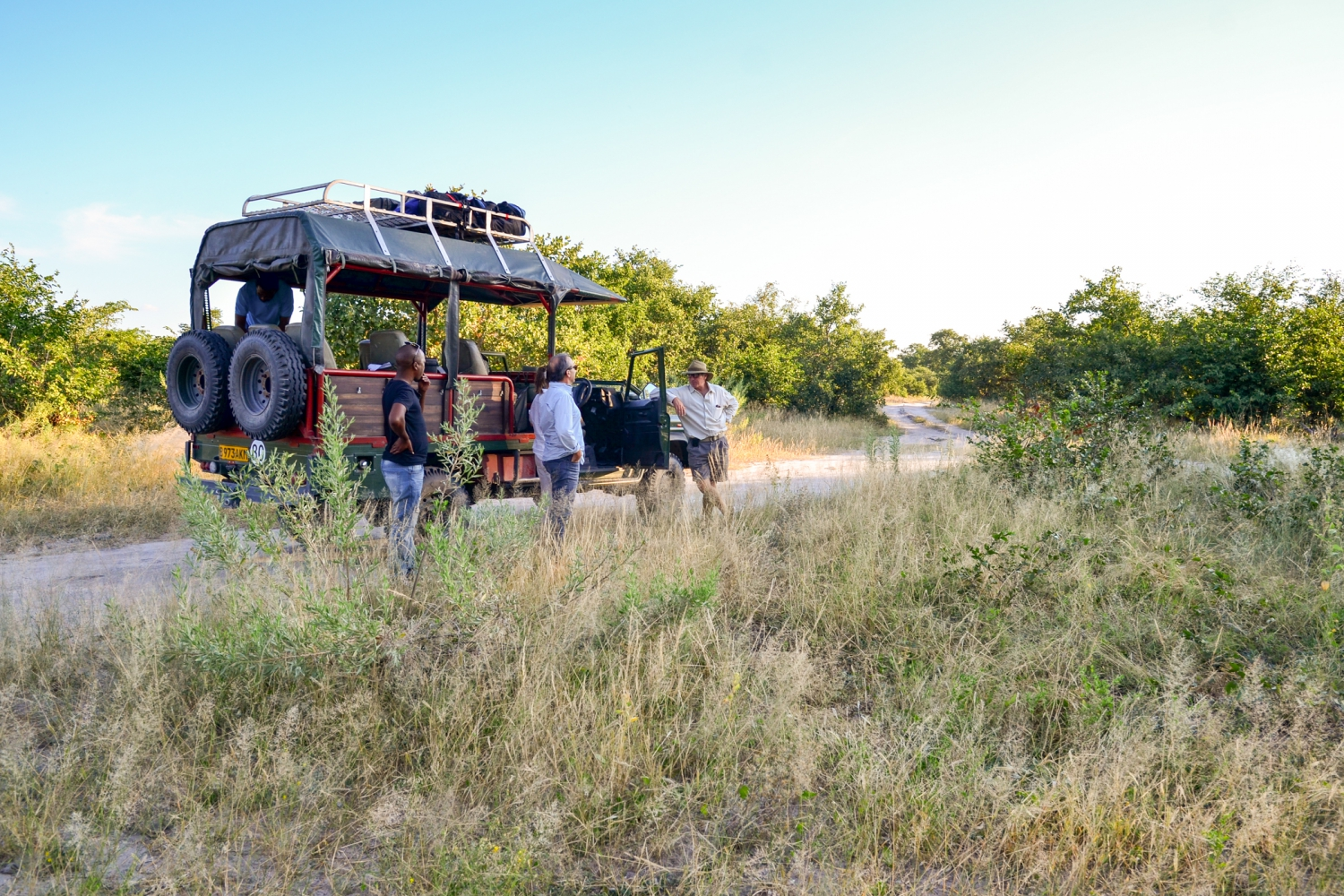 Your guide to booking a Mobile Tented Safari