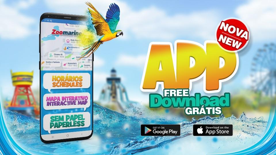 Zoomarine Algarve launches free App