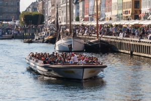1-Hour Canal Cruise from Ved Stranden or Nyhavn