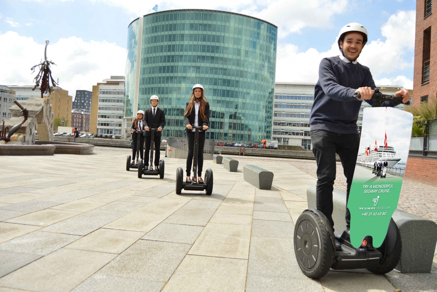 1 or 2-Hour Segway Tour