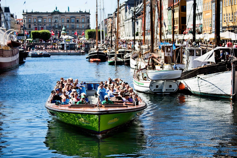 48-Hour Hop-On Hop-Off Boat Ticket