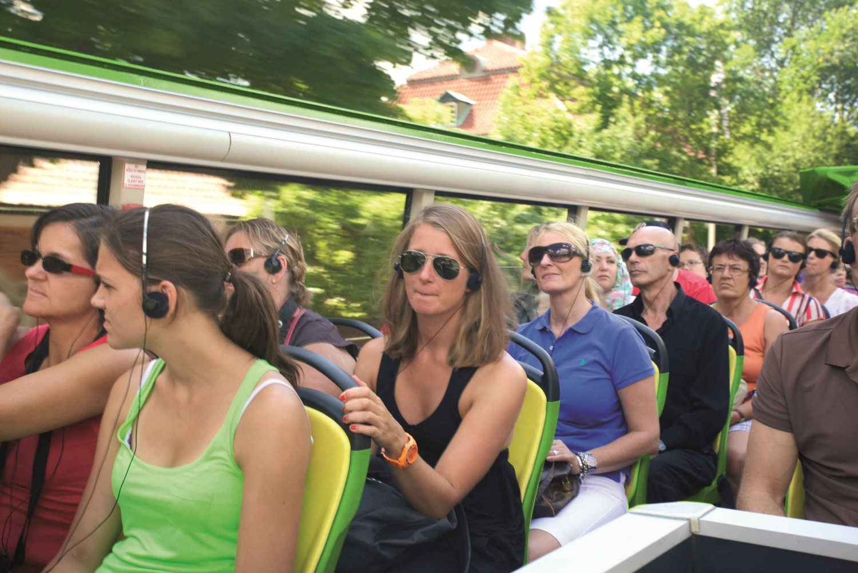 48-Hour Hop-On Hop-Off Bus Tour