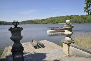 Bagsværd Lake: Baadfarten Boat Ride