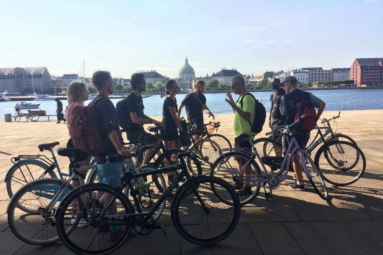 Christianshavn and Christiania Bike Tour