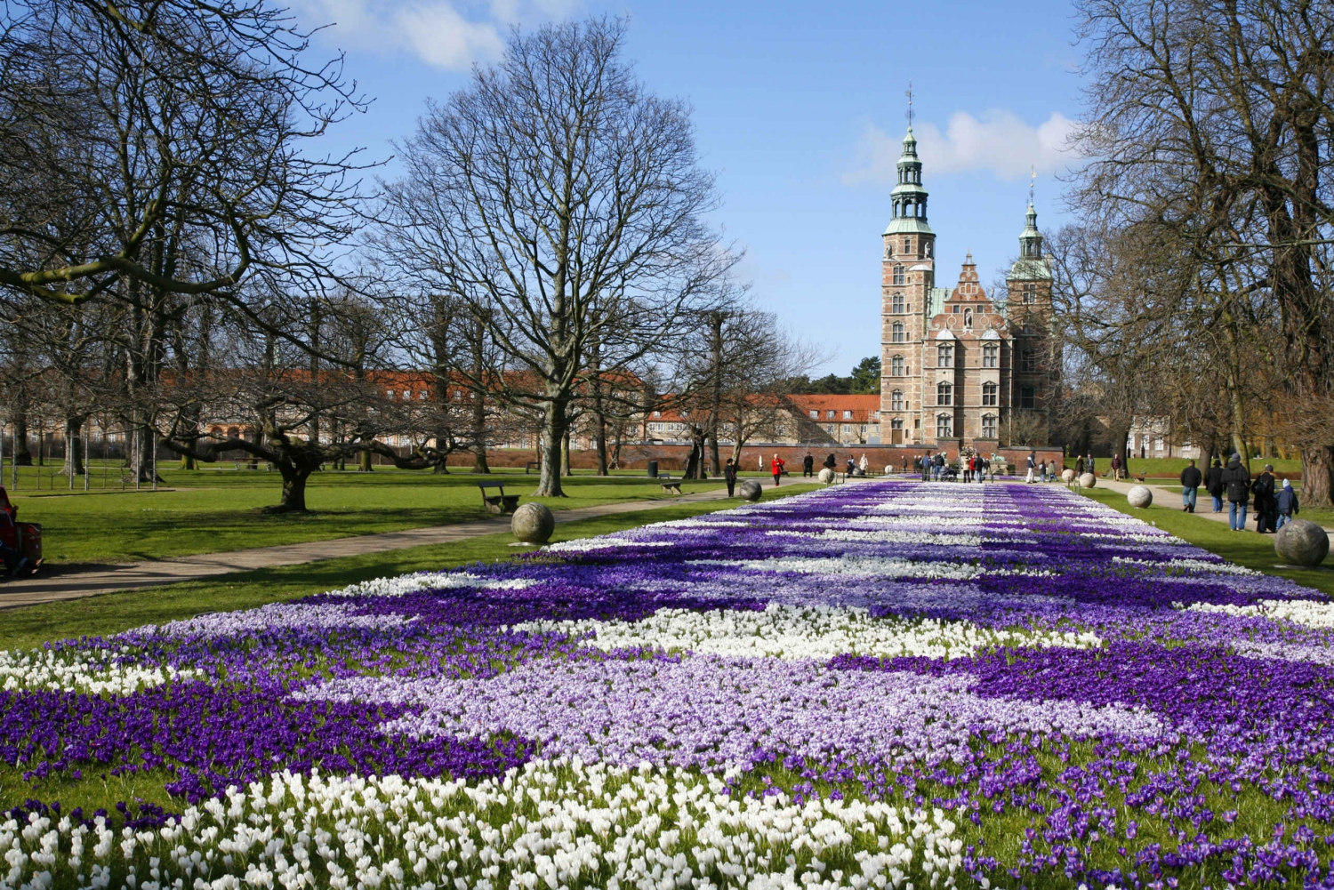 City Tour including Rosenborg Castle