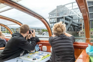 Copenhagen: 1-Hour Canal Cruise from Ved Stranden or Nyhavn