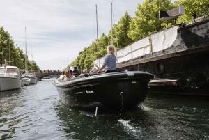"""Copenhagen: 2-hour """"Hidden Gems"""" Canal Tour"""