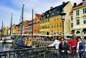 Copenhagen: 3 Hour Bike Tour with Guide