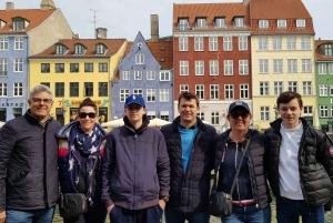 Copenhagen: 3-Hour Guided Bike Tour in the Historical City
