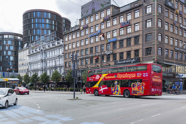 Copenhagen All Lines Hop-On Hop-Off Bus Tickets