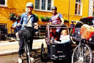 Copenhagen: Bike Rental and Coffee