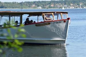 Copenhagen: Boat Trip on Furesøen Lake