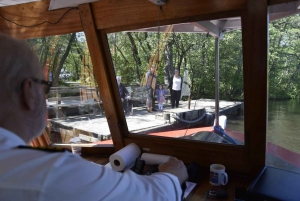 Copenhagen: Boat Trip on Lyngby Lake and Millstream
