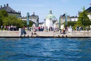 Copenhagen Canal Tour & Skip-the-Line Tivoli Ticket