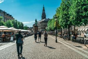 Copenhagen City & Christiansborg Palace Private Walking Tour