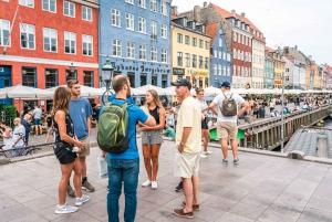 Copenhagen: Free Spirited 1.5-Hour Guided Walking Tour