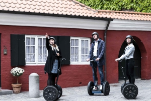 Copenhagen: Guided Segway Tour with Live Commentary