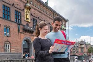 Copenhagen: Hop-On Hop-Off Bus Tickets