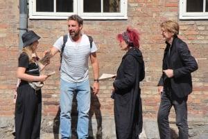 Copenhagen: Self-Guided Mystery City Tour