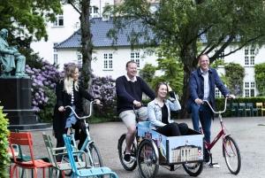 Discover Copenhagen on a 2-hour Bike Tour
