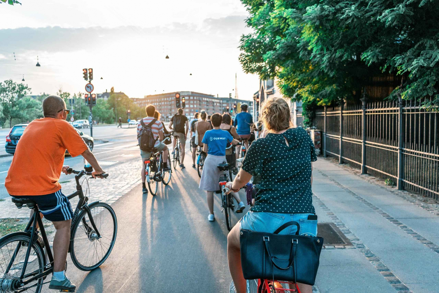 Multicultural Nørrebro by Bike