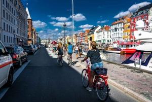 Multicultural Nørrebro by Bike